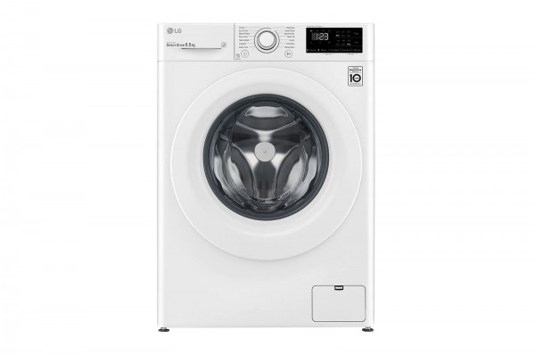LG Mašina za pranje veša F2WN2S6N3E (Bela)