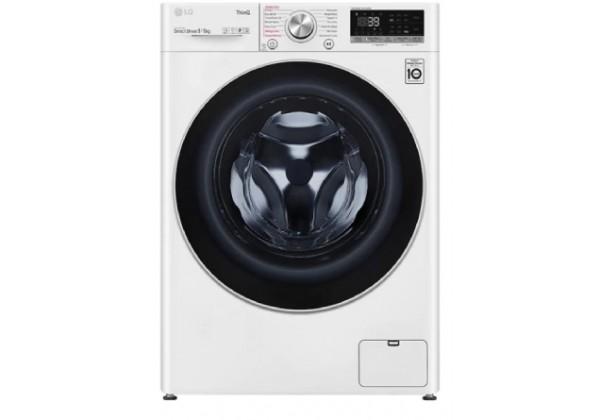LG Mašina za pranje i sušenje veša F4DV709S1E (Bela)
