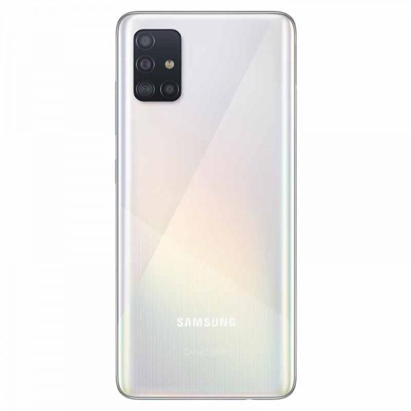 SAMSUNG Galaxy A51 (Bela), 6.5'', 4128GB
