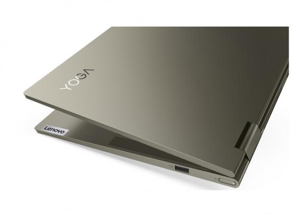 Lenovo Yoga 7 14ITL5 i5-1135G714''FHD Touch16GB512GBIntelHDFPRBacklitSRBWin10HDark Moss