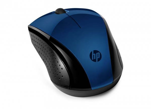 HP Wireless Mouse 220 (Lumiere Blue) (7KX11AA)