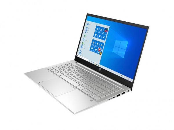 HP Pavilion 14-dv0033nm i5-1135G714''HD AG 250 Narrow8GB256GBIris XeWin 10 HomeSilver (350J6EA)