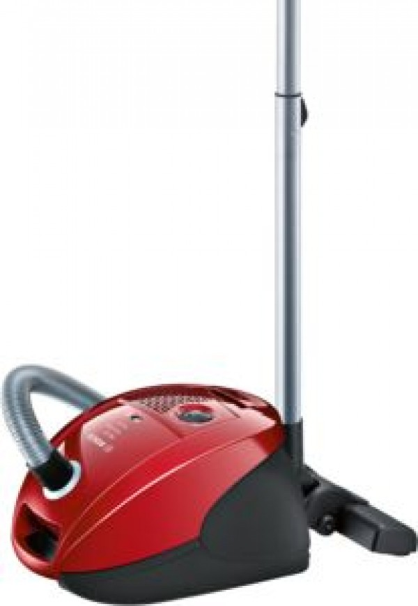 Bosch Usisivač BSGL3MULT1, 2000W, kesa 4L, mikrofilter, četka+ 2 dodatka,R:10m, crvena