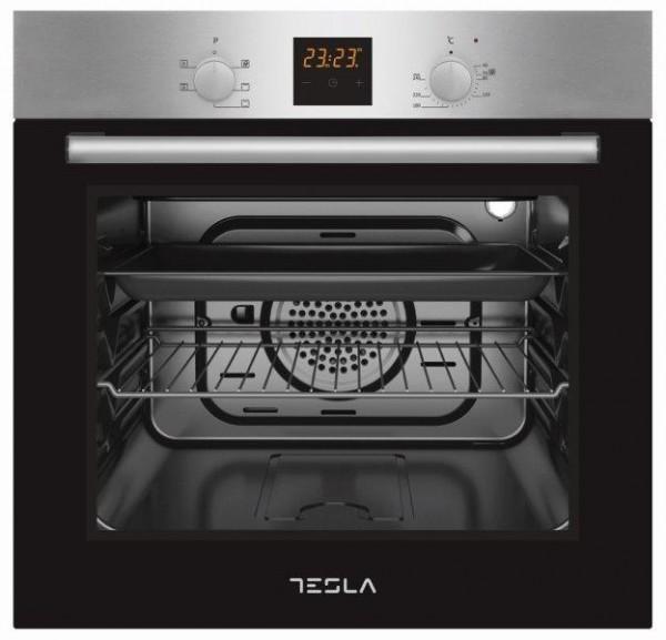 Tesla ugradna rerna BO700SX,6 funkcija,crna-inox