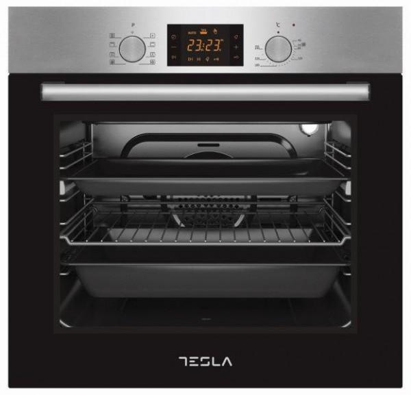 Tesla ugradna rerna BO900SX,9 funkcija,crna-inox