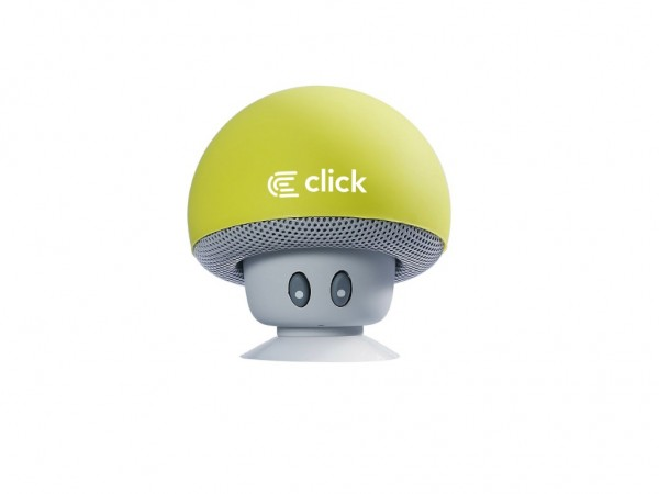 Click BS-R-M Zvucnik bluetooth Mushroom, zeleni