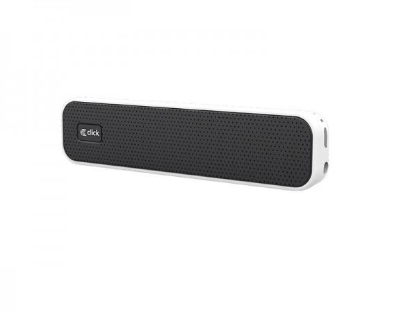 Click BS-L1-WL Zvučnik bluetooth, sa mikrofonom, beli