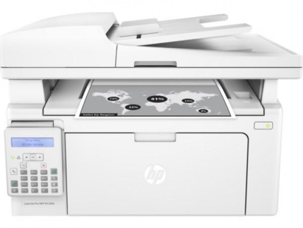 HP LaserJet Pro MFP M130fn, A4, LAN, ADF, fax