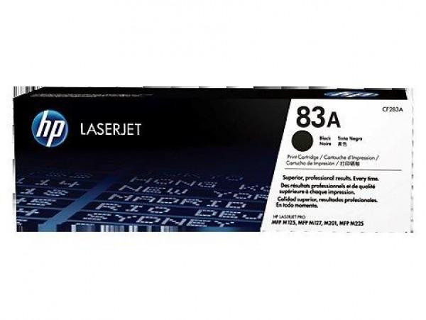 HP 83A Black LaserJet Toner za M127M125 CF283A