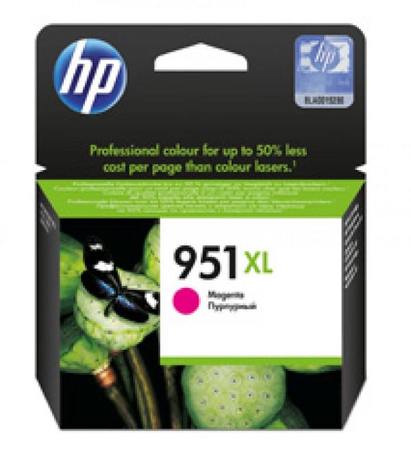 HP No.951XL Magenta Inkjet Print Cartridge za OfficeJet 8100 8600 [CN047AE]