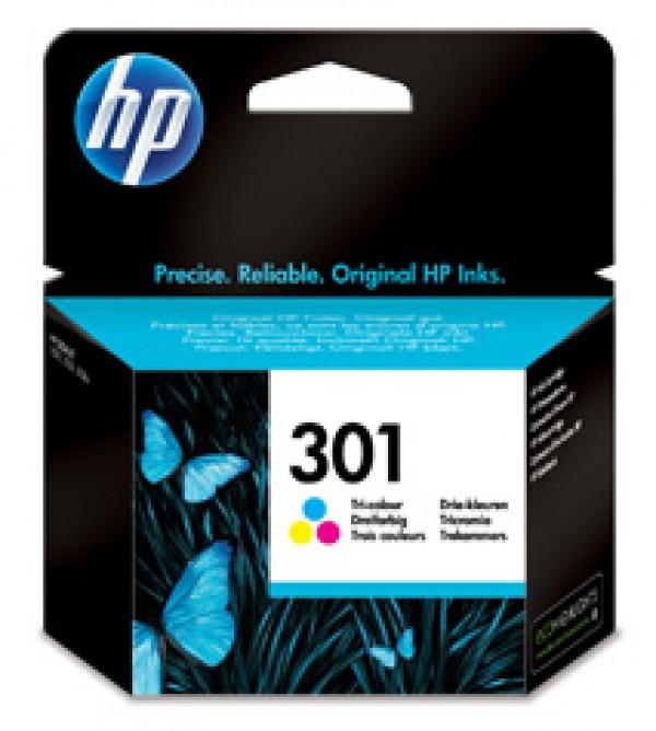 HP No.301 Tri-color Ink Cartridge za DeskJet 100010502000205030003050  [CH562EE]