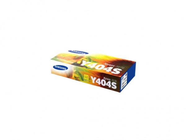 Samsung CLT-Y404S Yellow Toner Cartridge