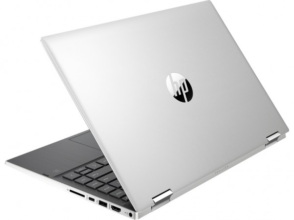 Laptop HP Pavilion x360 14-dw1026nm Win 10 Home14''FHD IPSPentium 75058GB256GBsrebrna