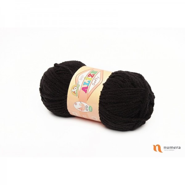 SOFTY 60 - Black - 50g