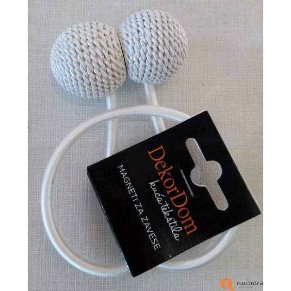 Magnet za zavese I113 - White