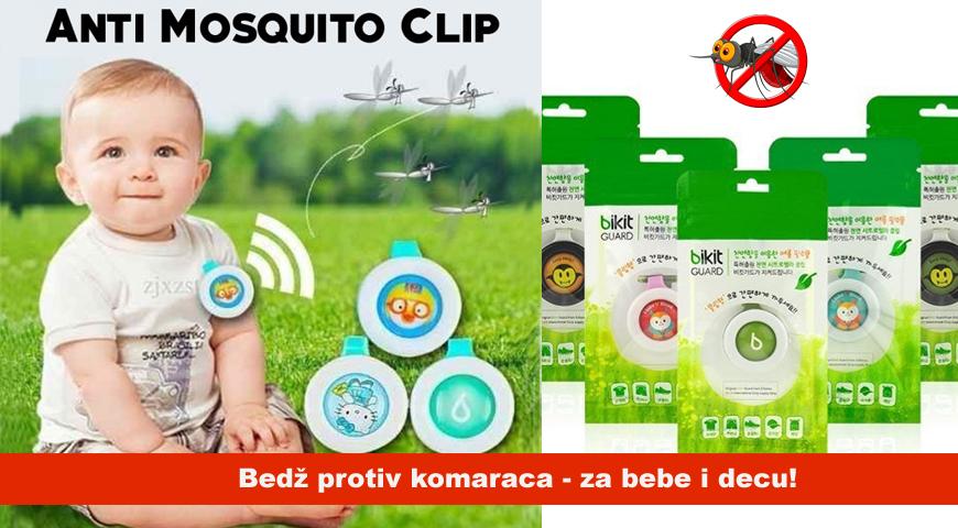 Protiv Komaraca za bebe